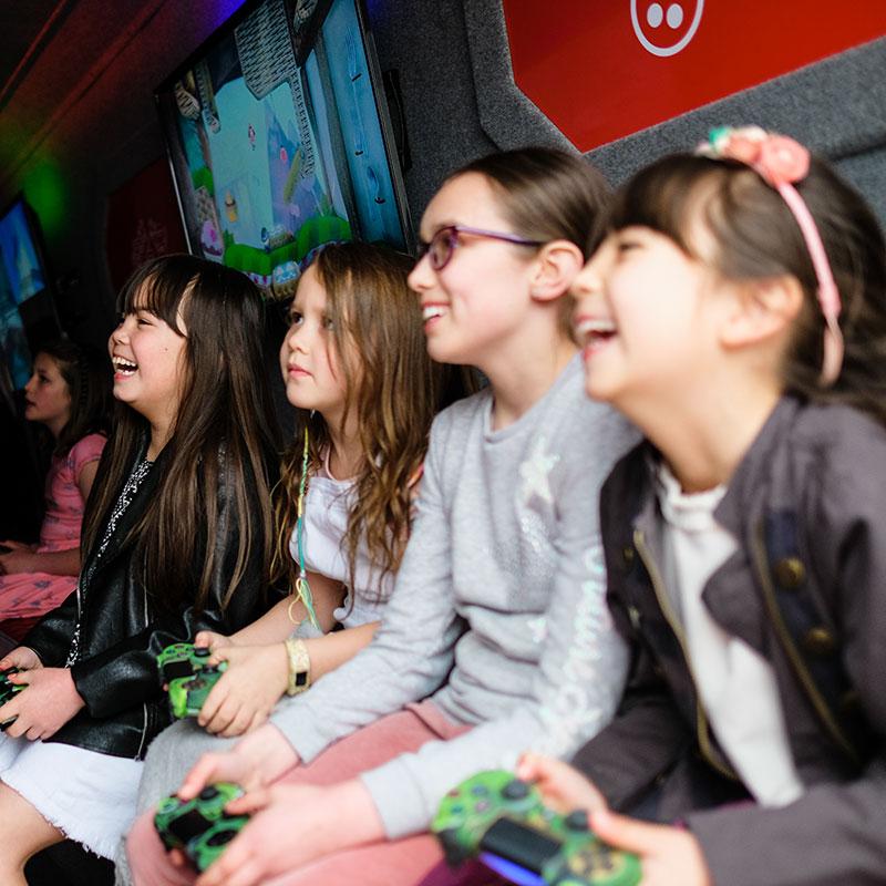 Curbside Gaming Schools